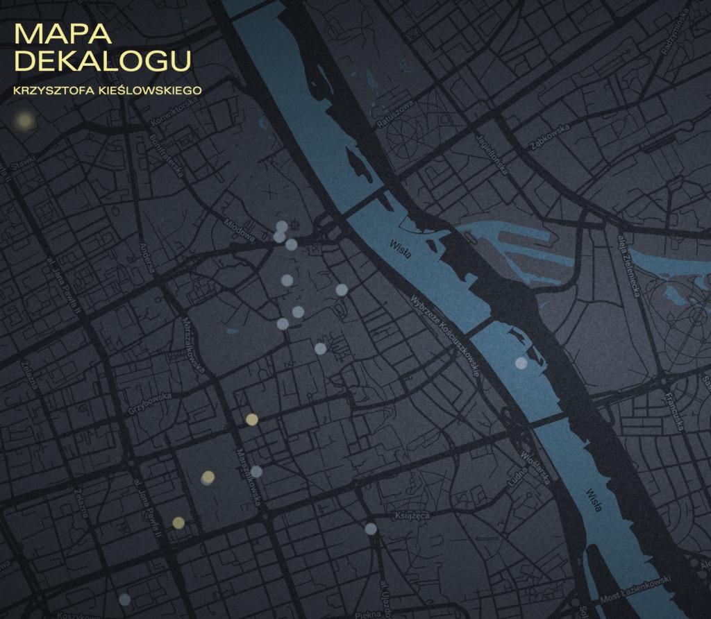Mapa Dekalogu